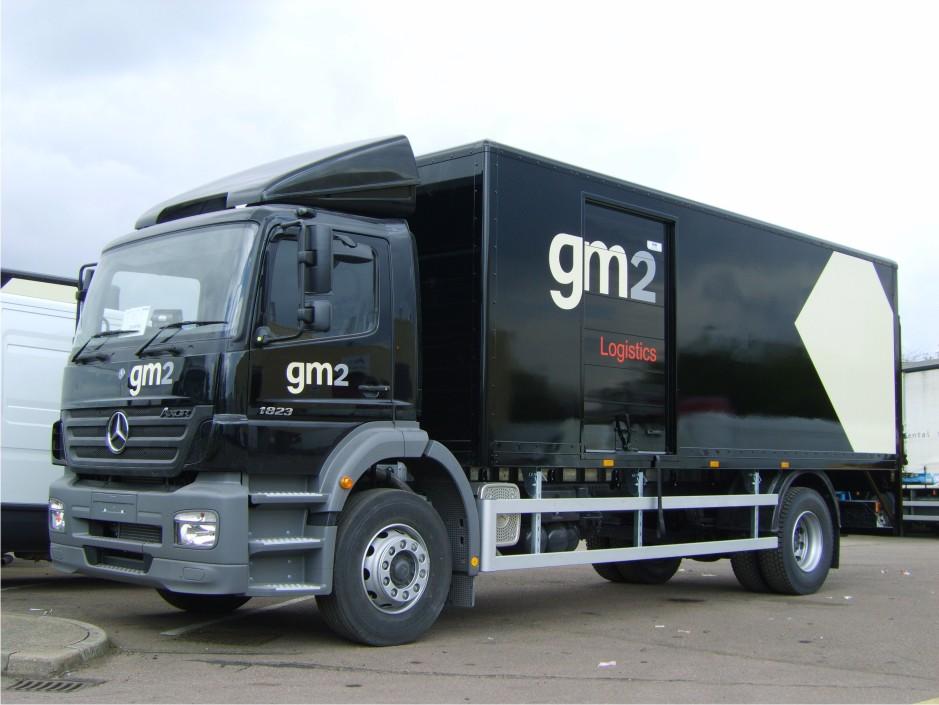 "GM"" Truck Graphics"
