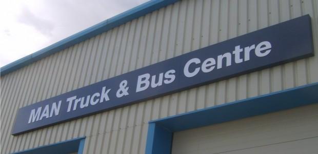 MAN Truck & Bus Signs